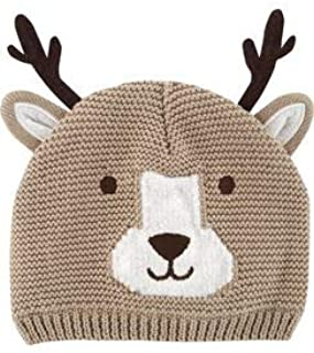 Carter's Reindeer Knit Hat