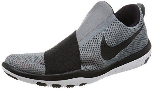 Nike Damen WMNS Free Connect Hallenschuhe, Grau (Cool Grey/Pure Platinum/White/Black), 39 EU
