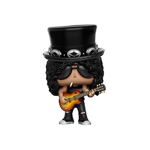 KYYT Pop! Rocks: Guns N' Roses-Slash Vinyl Bobblehead 3.9'' for Funko