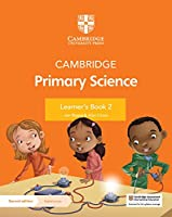 Cambridge Primary Science Learner's Book 2 with Digital Access (1 Year)