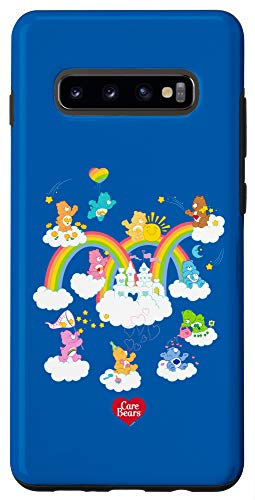 Galaxy S10+ Care Bears in the Clouds Case
