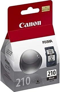 Canon OEM 2974B001 PG-210 (PG-210) Black Inkjet Cartridge (220 YLD) for PIXMA iP2700, PIXMA iP2702, PIXMA iP2770, PIXMA iP...