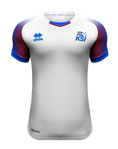 Errea Iceland World Cup 2018 Official Away Jersey