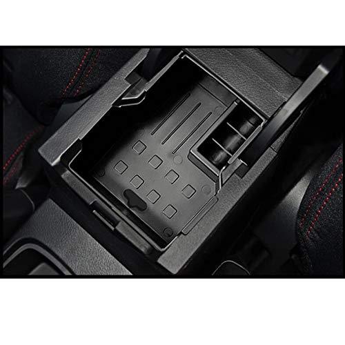 Tonyzhou Co.,ltd Auto Zentralarmlehne Aufbewahrungsbox Konsole Armlehnenablage Halter Verstaukoffer Palettenbehälter, Für Suzuki Vitara 2015 2016 2017