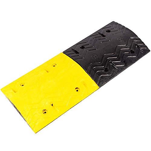 PrimeMatik - Badén reductor de velocidad para coches 1000 x 380 x 53 mm