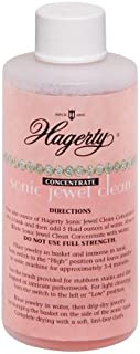 Hagerty 6-Ounce Ultrasonic Jewelry Cleaner Concentrate, Red