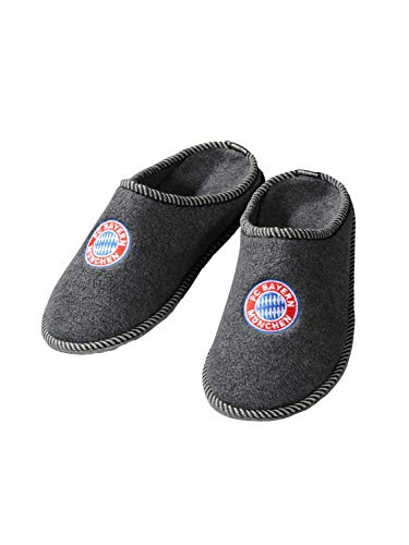 FC Bayern München Filz-Pantoffeln Kids, 32