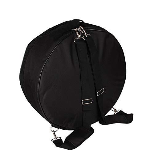 Preisvergleich Produktbild Peanutaod Robuste 14 Zoll Snare Drum Tasche Rucksack Tasche mit Schultergurt Außentaschen Percussion Instrument Teile & Zubehör