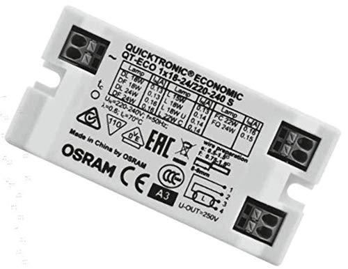 OSRAM QTECO1X1824S - QT-ECO 1X18-24/220-240 S UNV1 OSRAM