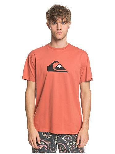 Quiksilver - Comp Logo Camiseta para Adulto