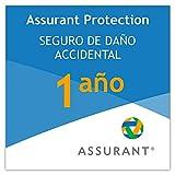 1 año Seguro de daño accidental para un dispositivo audio portátil desde 400 EUR hasta 449,99 EUR