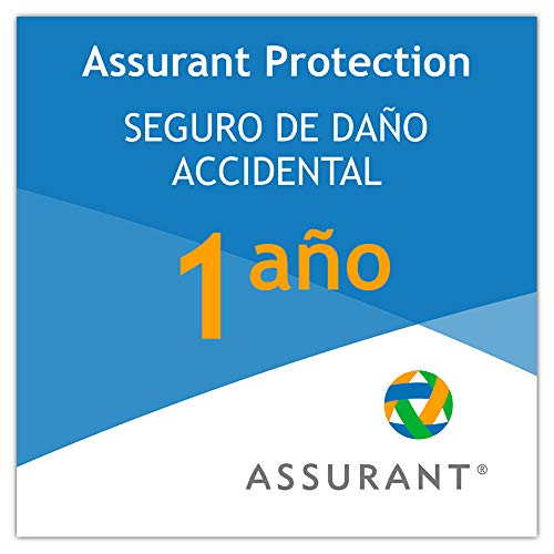 1 año Seguro de daño accidental para una tablet desde 100 EUR hasta 149,99 EUR
