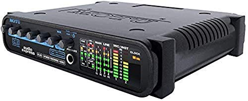MOTU Audio Express 6 x 6 FireWire/USB 2.0 ...