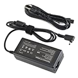 65W AC Adapter Charger for Acer Chromebook Series CB3-111 CB3-431 CB3-131 CB3-532 C720 C720P C731 C738T C740 C910 11 N7 13 14 15 R11 11 N15Q8 N15Q9 Acer Aspire One Cloudbook A01-131 A01-431 Power Cord