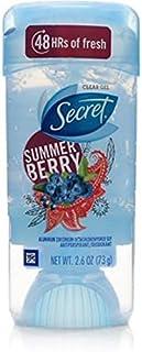 Secret S Summer berry Antiperspirant Deodorant 73 g