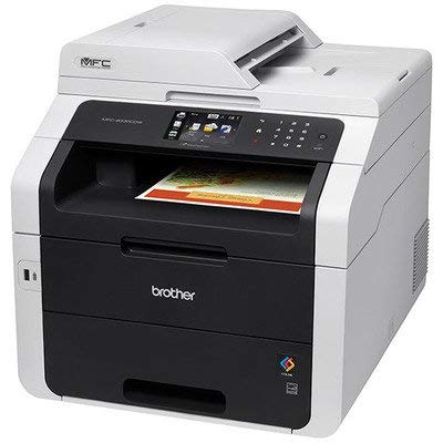 Brother MFC9330CDW MFC-9330CDW Wireless Digital Color All-in-One, Copy/Fax/Print/Scan (Certified Refurbished)