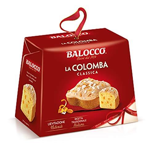 24 x MINI COLOMBA BALOCCO CLASSICA CON CANDITI 100 gr PASQUA REGALO IN ASTUCCIO