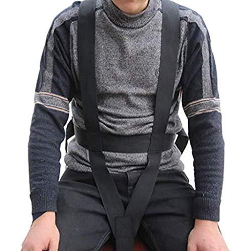 ZENGZHIJIE Sitzgurt, ältere teilweise Fersenpflege