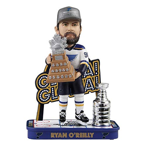 FOCO Ryan Oreilly St. Louis Blues Gloria Gloria Stanley Cup Champions Bobblehead NHL