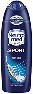 12 x NEUTROMED Doccia Shampoo Sport 250 Ml