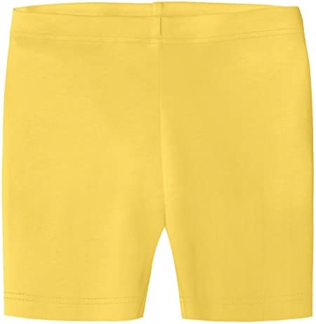 City Threads Big Girls Underwear Bike Shorts in All Cotton Perfect for SPD and Sensitive Skin product image