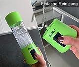 Zoom IMG-2 gianei frullatore portatile usb ricaricabile