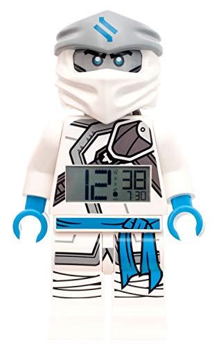 Lego wekker, plastic, meerkleurig, eenheidsmaat
