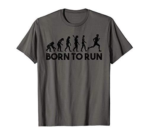 Runner regalo Born to Run Maglietta