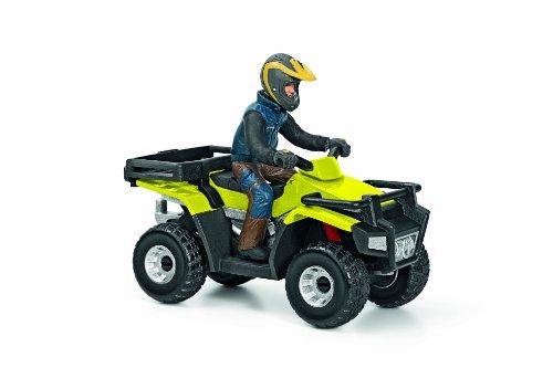 SCHLEICH 42051 - Quad mit Fahrer