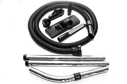 Premium Tool Kit Set für Numatic Staubsauger, besteht aus Kombidüse, Saugrohr/Handrohr, Staubpinsel, Staubbürste, Tube (Schaluchadapter), Fugendüse