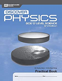 Discover Physics GCE 'O' Level Science Practical Book (3rd Edition)