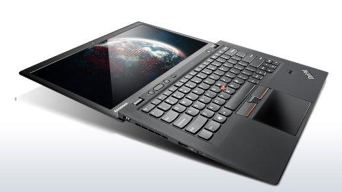 (Renewed) Lenovo ThinkPad X1 Carbon 14-inch Laptop Thin,Powerful and Lightweight(Core i7 6th Gen/8GB /512 GB SSD/Windows 10 Pro/MS Office 2019/More than 4 GB Intel HD Graphics,Backlit Keyboard), Black