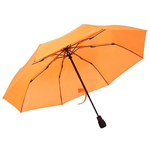 EuroSchirm Light Trek autom Schirm orange one Size