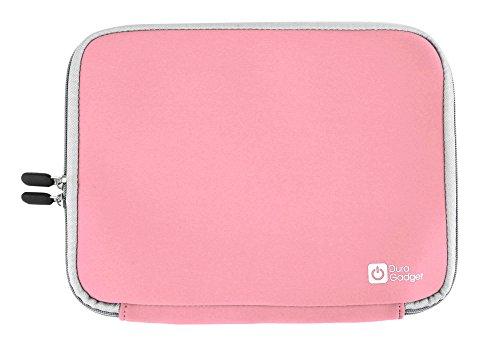 DURAGADGET Funda Rosa De Neopreno para Tablet Lenovo Tab 10 / Teclast X98 Plus II - Resistente Al Agua - Ligera Y Cómoda