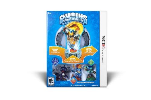 Skylanders Spyro's Adventure: Starter Pack - Nintendo 3DS