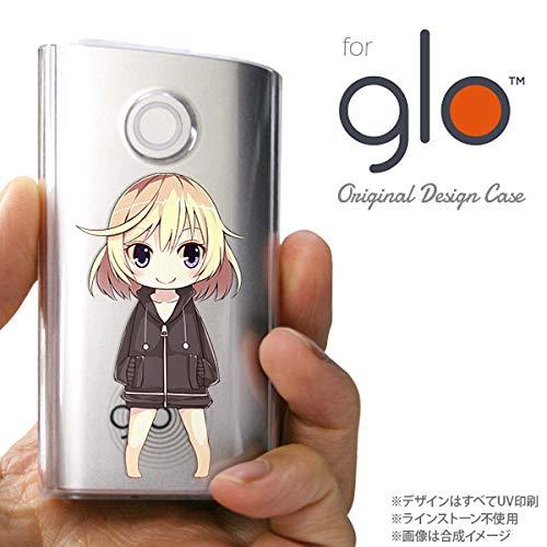 glo グローケース カバー グロー キャラ2 クリア nk-glo-1334