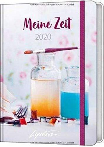 Meine Zeit 2020 - Taschenkalender (Lydia)