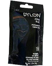 Dylon Permanente Tessuto tintura 1,75 Once-Jeans BLU