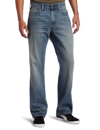 Levi's Men's 569 Loose Straight Fit Jean Rugged 34W x 32L