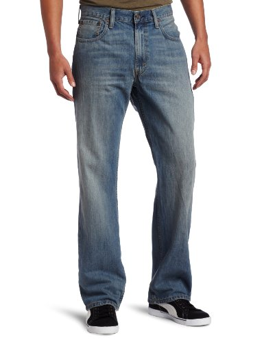 Levi's Men's 569 Loose Straight Fit Jean Rugged 38W x 30L