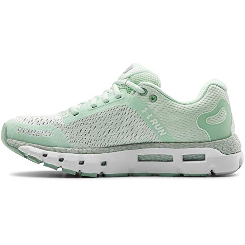 Tênis de corrida feminino Hovr Infinite 2 da Under Armour, Seaglass Blue (403)/White, 9