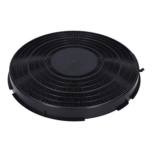 LUTH Premium Profi Parts aktief koolstoffilter filter type 26 voor afzuigkap geschikt voor Whirlpool Bauknecht Ignis 484000008789 Functionica