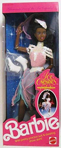 50th Anniversary Ice Capades Barbie African American AA