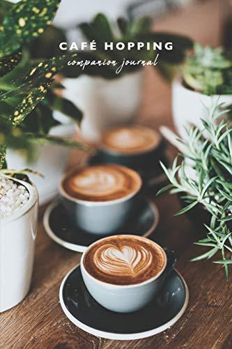 Café Hopping Companion Journal | Nature Theme