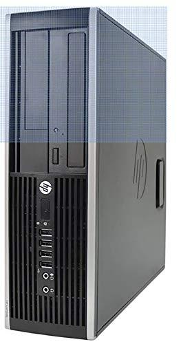 HP COMPAQ ELITE 8300 SFF INTEL CORE I5-3470 3.2GHz - MASTERIZADOR DVD - WINDOWS 10 PRO - Producto regenerado 8GB RAM 120GB SSD 33,10,38