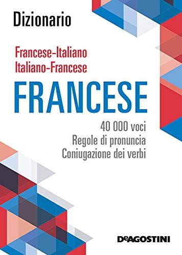 Dizionario tascabile francese - italiano, italiano - francese. 40.000 vocaboli, regole di pronuncia e coniugazione dei verbi
