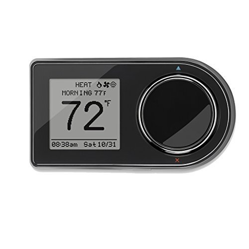 LuxPro GEO-BL Wi-Fi Connected Thermostat by LuxPro