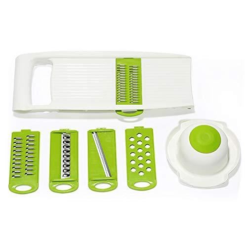 Mandolin Slicer, Multi Functional Vegetable Slicer, Professional Julienne Slice, Best For Slicing Food Fruit and Vegetables
