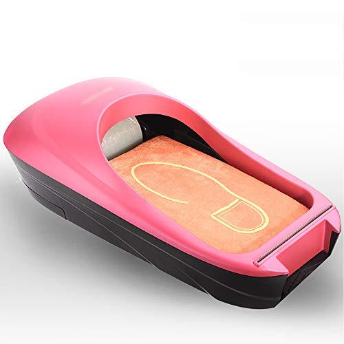MáQuina AutomáTica para La Cubierta del Zapato, Dispensador Desechable para La Cubierta del Zapato Tipo Escalonada Hogar Sala De Laboratorio MáQuina De LaminacióN