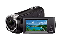 best camcorder for live streaming sony hdrcx405